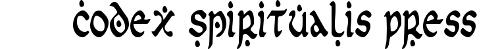 Codex Spiritualis Press Logo