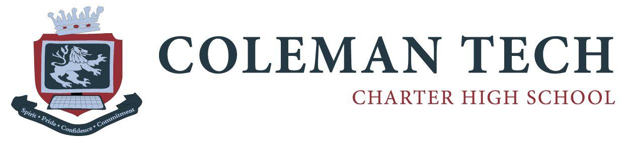 Coleman Tech Charter High School Logo