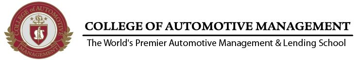 College of Automotive Management Logo