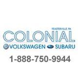 Colonial Volkswagen Subaru Logo
