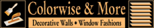 Colorwise & More Logo
