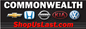 Commonwealth Motors Logo