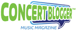 Concert Blogger Music Magazine Logo