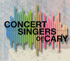 Concert Singers of Cary Logo