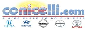 Conicelli Autoplex Logo