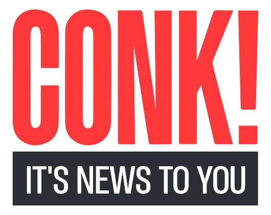 CONK! News Logo