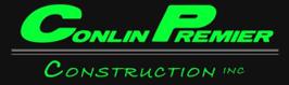 Conlin Premier Construction Logo