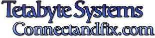 Connectandfix - Tetabyte Systems Logo