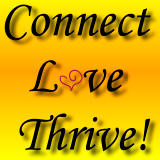 Connect ~ Love ~ Thrive Logo