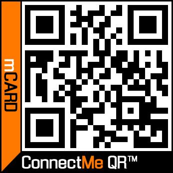 ConnectMe QR Logo