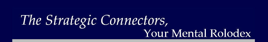 The Strategic Connectors Logo