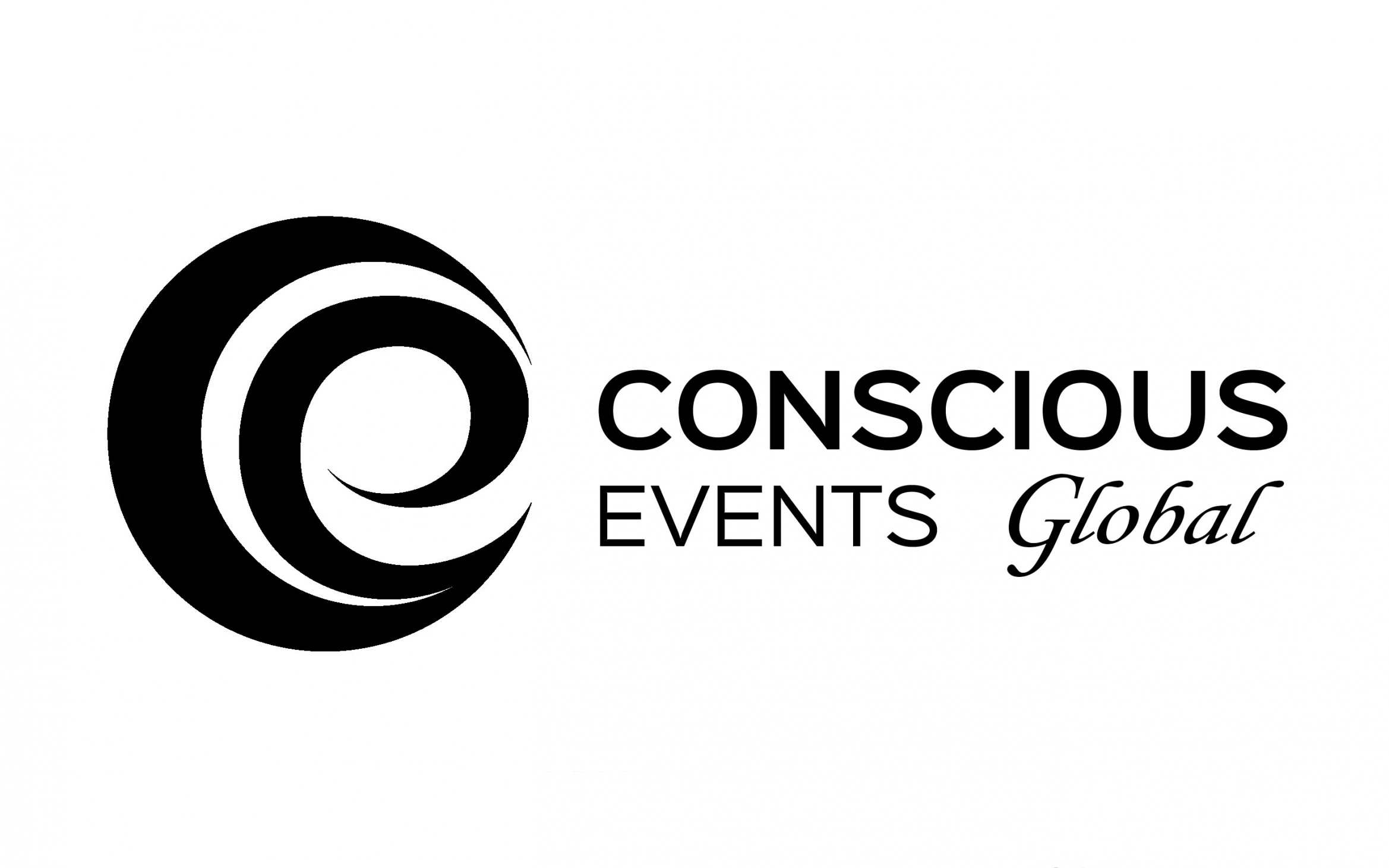 CONSCIOUS EVENTS GLOBAL Logo