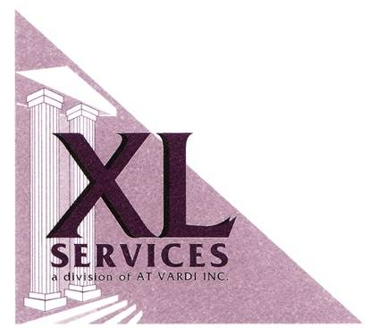 XL Services a division of AT Vardi, Inc. Logo