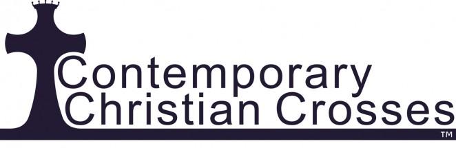 Contemporary Christian Crosses Logo