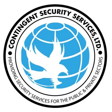 CONTINGENT SECURITY SERVICES, LTD. Logo