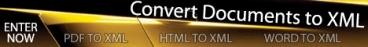 Convert To XML Logo