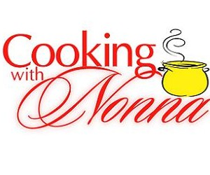 Cooking with Nonna Logo