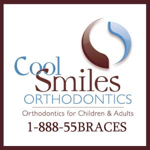Cool Smiles Orthodontics Logo