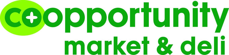 Co-opportunity Market & Deli Logo