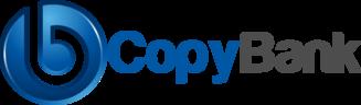 CopyBank Logo
