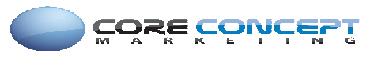 coreconceptmarketing Logo