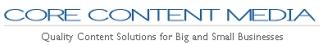 Core Content Media Logo