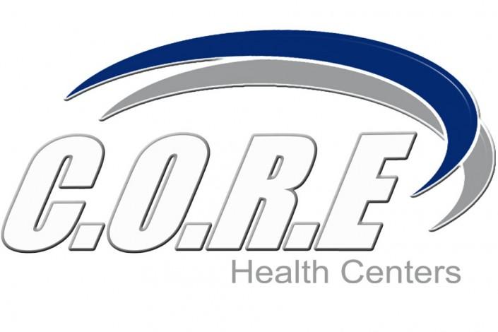 Core Health Centers Logo