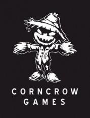 Corncrow games AB Logo
