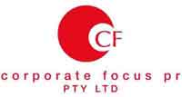 Corporate Focus PR Logo