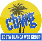 Costa Blanca Web Group Logo