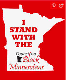 Council on Black Minnesotans Logo