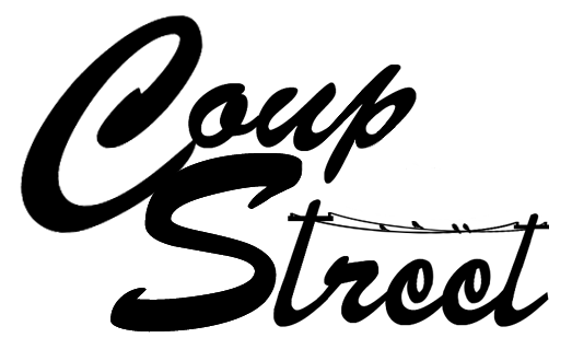 Coup Street Logo