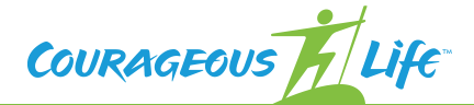 CourageousLife.com Logo