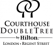 Courthouse Doubletree by Hilton Logo