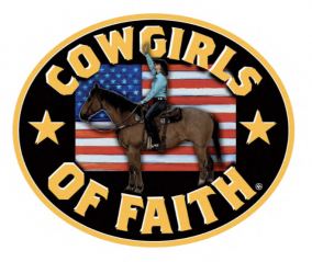 Cowgirls of Faith Logo