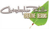 Christopher Padilla Creative Designs Logo