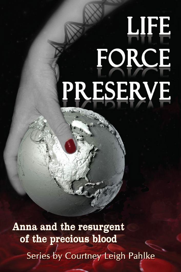 Life Force Preserve Logo