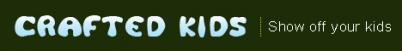 CraftedKids.com Logo