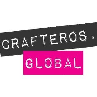 Crafteros.Global Logo