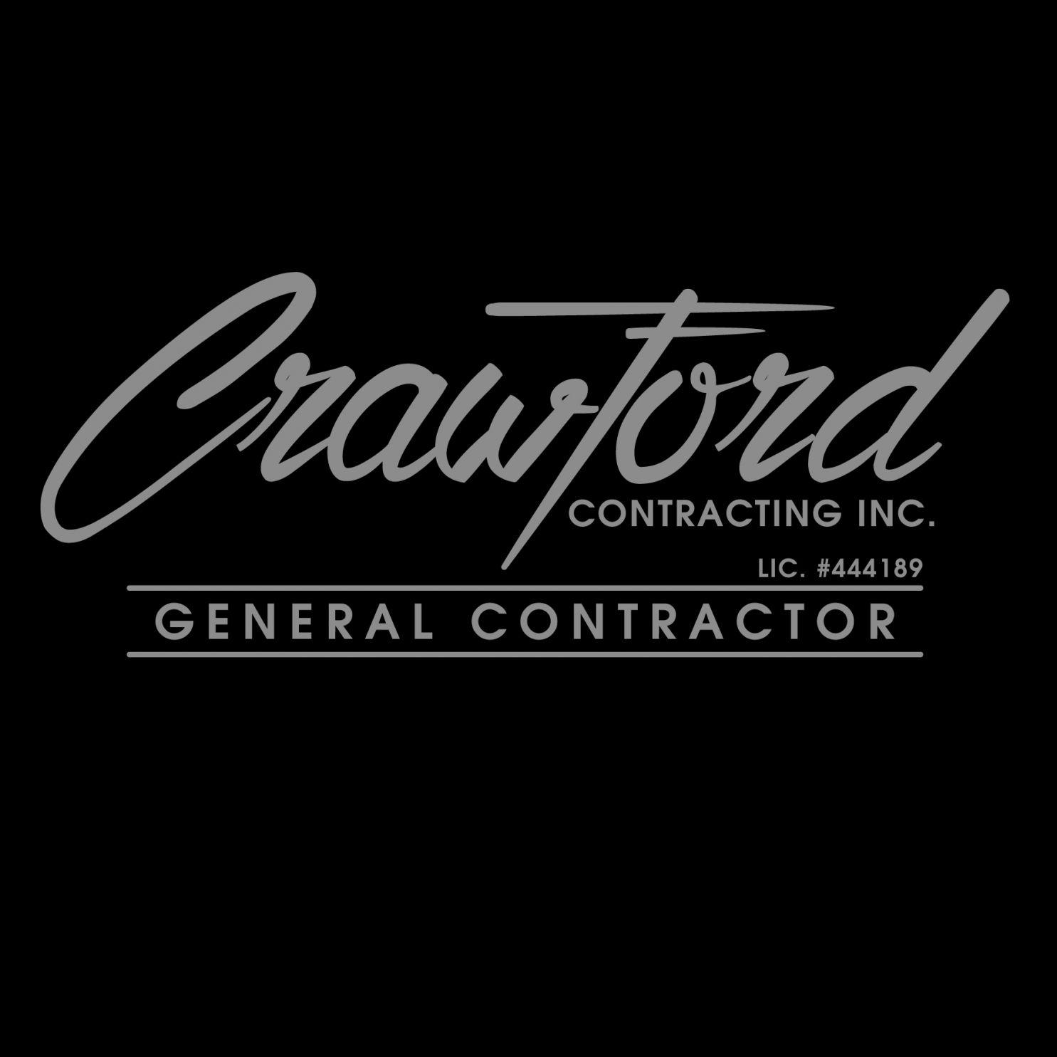 crawfordcontracting Logo