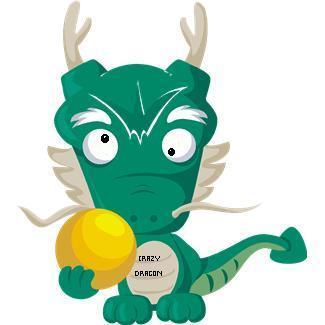 Crazy Dragon Books Logo