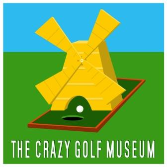 The Crazy Golf Museum Logo