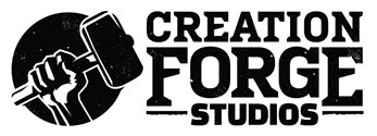 Creation Forge Studios Logo