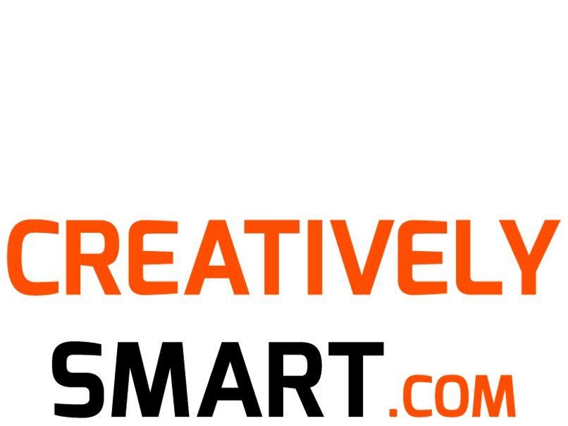 Creatively Smart Marketing Logo