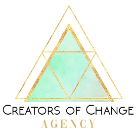 Creators of Change Agency Logo