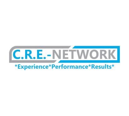 C.R.E.-NETWORK (Commercial Real Estate Network) Logo