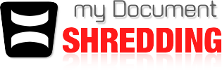 Document Shredding Logo