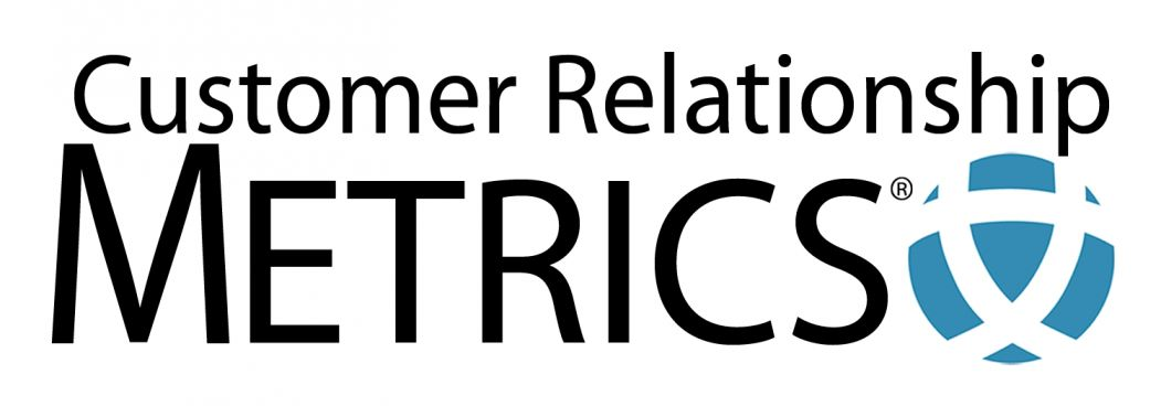 Customer Relationship Metrics Logo