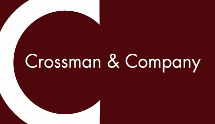 Crossman & Company Logo