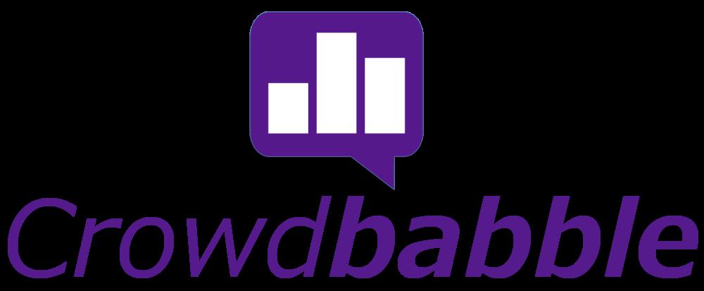 Crowdbabble Logo